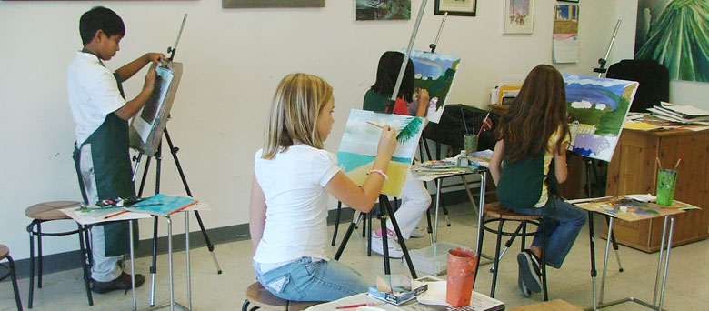 Teaching Painting How Can Painting Be Taught In Art Schools