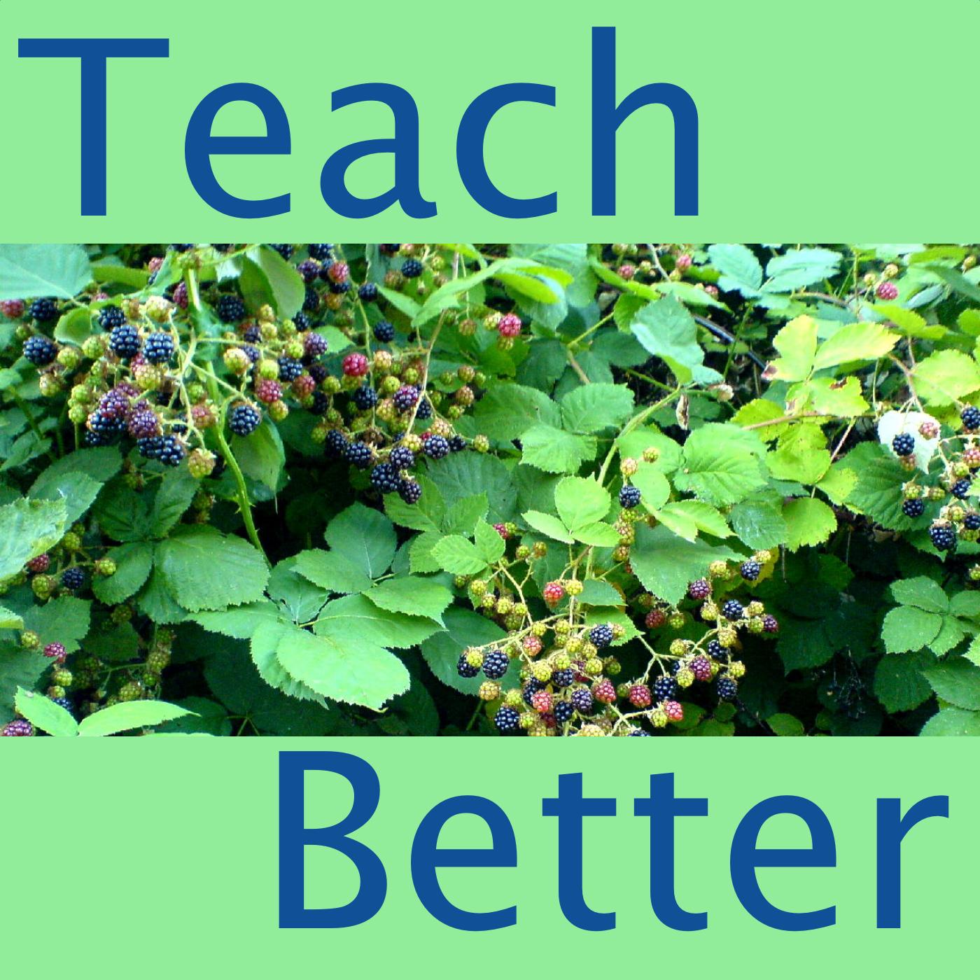 <![CDATA[The Teach Better Podcast]]>